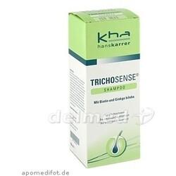 TRICHOSENSE Shampoo mit Bition und Ginkgo