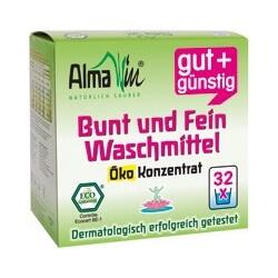 AlmaWin Bunt und Fein Waschmittel