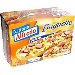 Alfredo - Baguette Salami