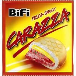 Bifi Carazza mit Teig