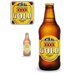 XXXX GOLD tube