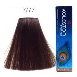Koleston Perfect deep browns 7/77