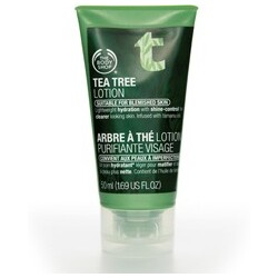 Body Shop - Tea Tree Skin Clearing Lotion