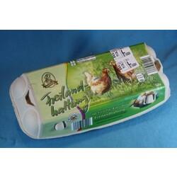 Landvogt - frische Eier aus Freilandhaltung, 10 Stück