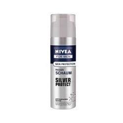 Nivea For Men - Silver Protect Rasierschaum