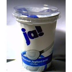 ja! Fettarmer Joghurt mild