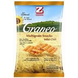 Graneo Multigrain Snacks Mild Chili