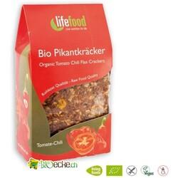 Lifefood - Bio Pikantkräcker Tomate-Chili