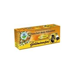 Goldmännchen-Tee Fenchel-Anis-Kümmel Das Original