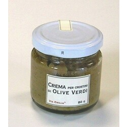 Via Emilia Crema per crostini di olive verdi