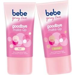 Bebe goodbye make-up