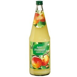 vom Besten Apfel-Direktsaft naturtrüb