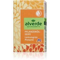 Alverde - Pflanzenölseife Lemongras Pistazie