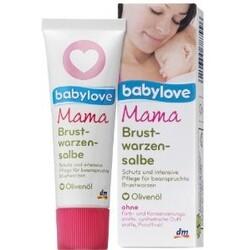 Babylove - Mama Brustwarzensalbe