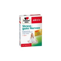 Stress - gute Nerven (30 Tabletten) von Doppelherz