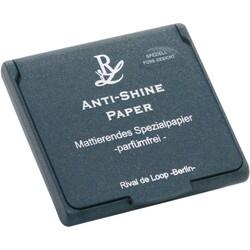Anti-Shine Paper- parfümfrei