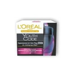 Loreal Paris Youth Code Anti Falten Pflege Nacht