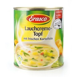 Erasco Eintopf - Lauchcreme Topf