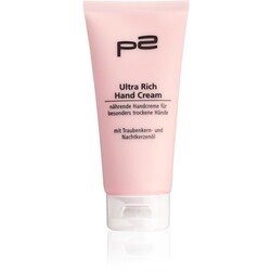 p2 ultra rich hand cream