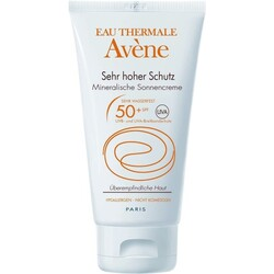 Avène Mineralische Sonnencreme Sonnenschutzfaktor 50+ (50 ml)