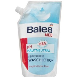 Balea Med - pH hautneutral seifenfreie Waschlotion