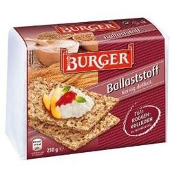 Burger - Knäckebrot Ballaststoff - Kernig delikat
