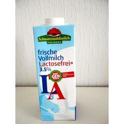 Schwarzwaldmilch Freiburg frische Vollmilch