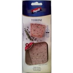 Pfeffer-Terrine
