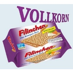Gutena – Filinchen - Das Knusper-Brot Vollkorn