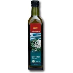 Griechisches Olivenöl nativ extra demeter Campo verde