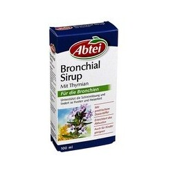 ABTEI Bronchial Sirup mit Thymian 100 ml