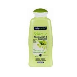 Babysmile - Nature Waschlotion & Shampoo