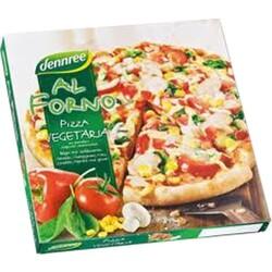 Dennree Al Forno - Pizza Vegetaria