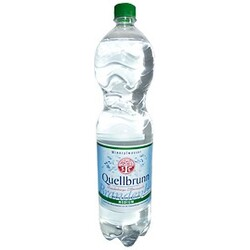 Aldi Quellbrunn Mineralwasser Medium
