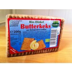 Liebhart Bisc Dinkel Butter Bio (12x200 g)