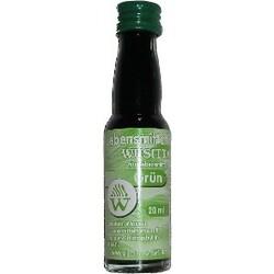 Lebensmittelfarbe Wusitta - Grün