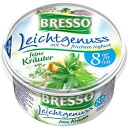 Bresso - Leichtgenuss Feine Kräuter 8% Fett
