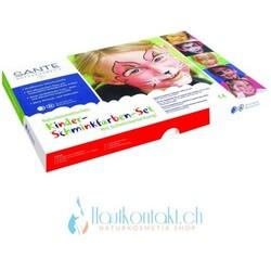 Sante Kinderschminkfarben-Set - 1 Stück - - Kosmetik