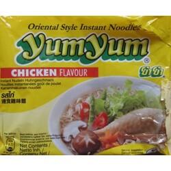 Oriental Style Instant Noodles - YumYum Chicken Flavour