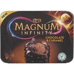 Magnum Infinity Chocolate & Caramel