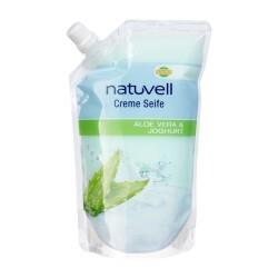 Natuvell Creme Seife Aloe Vera & Joghurt