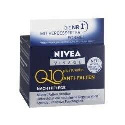 Q10 Anti-Falten Nachtpflege