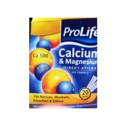 ProLife - Calcium & Magnesium Direkt-Sticks