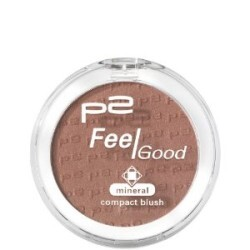 P2 - Feel Good Mineral Compact Blush 030 Pure Amber