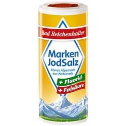 Bad Reichenhaller - Marken-Jodsalz + Fluorid, Folsäure