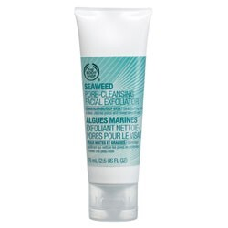 Body Shop - Seaweed Pore-Cleansing Facial Exfoliator Combination