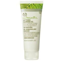 Body Shop - Nutriganics Softening Cleansing Gel