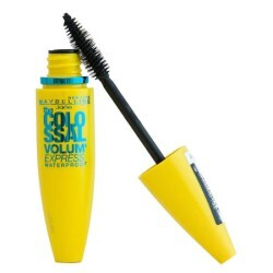 Maybelline New York The Colossal Volum' Express (Black Waterproof  10ml)