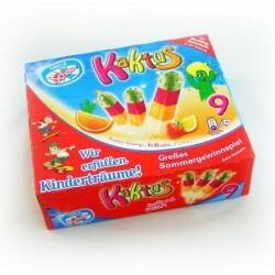 Schöller - Kaktus-Eis