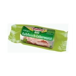Zimmermann - Bio Kalbfleisch-Leberwurst